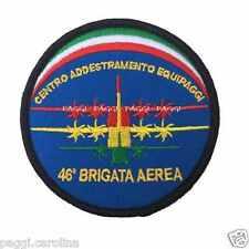 Patch A52 Centro Addestramento Equipaggi Pisa 46 esima Brigata Aerea C130J C27J