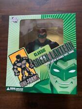 Green Lantern Action Figure Uni-Formz Modern Vinyl Version DC Direct Hal Jordan