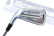 LH Demo TaylorMade CB Tour Preferred Single 7 Golf Club Rocketfuel 85g Steel R