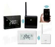 Smart WiFi Google Alexa Heating Thermostat Wireless Digital Programmable Timer