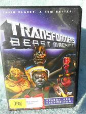 TRANSFORMERS BEAST MACHINES  PG DVD