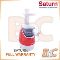 Electric Centrifugal Juicer Fruits Citrus Squezzer Low Speed SATURN ST-FP8087