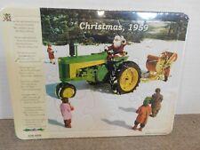 John Deere Christmas 1959 Jigsaw Puzzle New