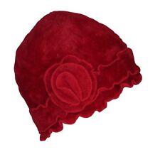 Bonnet angora vintage NEUF