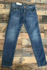 NWT Gymboree Girls Super Skinny Denim Jeans Size 8