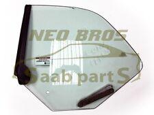 SAAB 900 94-98 & 9-3 98-02 CONVERTIBLE REAR WINDOW, LEFT, USED, 5116611