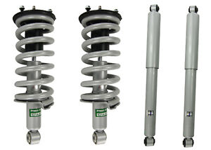 For Front Constant Rate Coil Spring Set Moog For Nissan Titan 4WD 2008-2009 2012