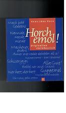 Hans-Jörg Koch - Horch emol ! - 2002