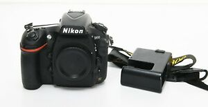 Nikon D810 Digital SLR Camera - Body Only - Excellent Condition!