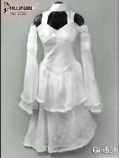 DOLLSFIGURE 1:6 Female White Wedding Dress Suit F 12'' Action Figure