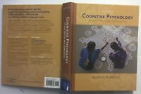 COGNITIVE PSYCHOLOGY 4th Edition in and out of the Laboratory   Kathleen Galotti