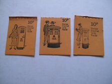 More details for ronald maddox, stamp book covers - british pillar boxes
