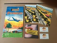 Vintage FIORUCCI Shopping Bag Stickers Card Collection