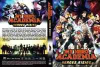 My Hero Academia: Heroes Rising (Movie) ~ All Region ~Brand New~ English Version