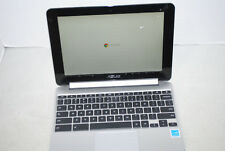 ASUS C100PA-DB02 10.1-inch Touch Chromebook Flip as-is for parts / repairs