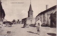 MEUSE - BROCOURT EN ARGONNE - CARTE NEUVE.