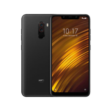 Xiaomi Pocophone F1 6/64GB LTE Dual-SIM black Android 8.1 Smartphone EU
