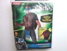 NWT NEW Halloween Costume Men's Adult Leonardo Teenage Ninja Turtles