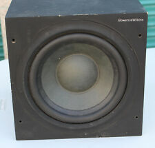 Bowers & Wilkins B&W 600 Series Powered Subwoofer Sub Model ASW610 Black