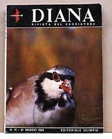 DIANA rivista del cacciatore [rivista, b.10, 31 maggio 1968]