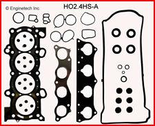 Engine Cylinder Head Gasket Set ENGINETECH, INC. fits 2002 Honda CR-V 2.4L-L4