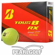 Bridgestone Golf Tourb RX Golfball Optic Yellow Medium