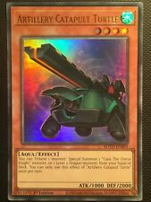 YUGIOH!! Artillery Catapult Turtle ROTD-EN003! Ultra Rare! Near Mint! 1st!