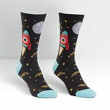 Sock It To Me para mujer Crew calcetines-Space Cadet