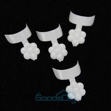 500Pcs White New French False Acrylic UV Gel Nail Manicure Decoration Tips USA