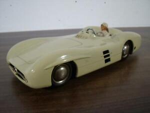 """JNF Mercedes """"Silberpfeil"""" W196  beige  (Uhrwerk defekt)"""