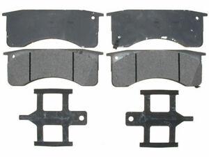 For 1995-1996 Chevrolet C70 Kodiak Brake Pad Set Rear Raybestos 41184VF