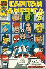 CAPITAN AMERICA & I VENDICATORI n° 81 (Marvel Italia, 1994)