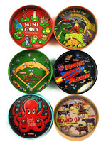 TIN BB PUZZLES - SC-TBBG BALL GAMES DINOSAUR GOLF OCTOPUS PLAYBALL BEARING