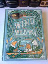 The Wind in the Willows by Kenneth Grahame - leatherbound - New - Sealed