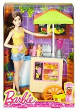 Barbie Smoothie Chef Doll and Career Doll Playset