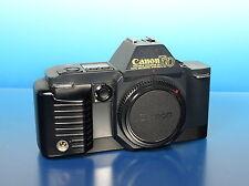 Canon T70 Kameragehäuse camera body boitier schwarz/black - (91300)