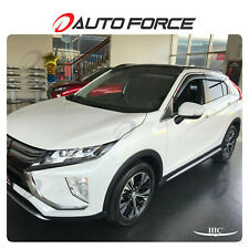 MITSUBISHI ECLIPSE CROSS 17-20 CHROME WEATHER SHIELDS DOOR VISOR GUARD YA