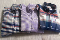 Brooks Brothers Red Fleece Mens Lot of 3 Button Shirts - Large