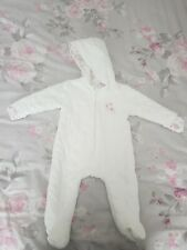 Laura Ashley Snowsuit 3-6 Months - GIRLS