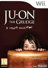 Ju-on The Grudge Nintendo WII video juego de la versión original de Reino Unido
