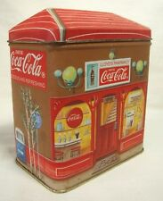 Coca Cola Promo Tin Junk Drawer Collectibles Coke Advertising Items Magnets