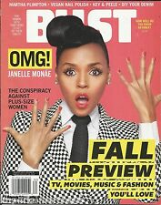 Bust magazine Janelle Monae Martha Plimpton Vegan nail polish Key and Peele