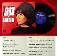 25cm LP Juliette Greco á Berlin (Philips Clubsonderauflage) D 1967