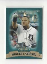2011 Topps Tier One Blue #96 Miguel Cabrera Tigers /199