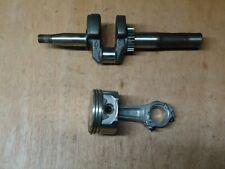 BRIGGS AND STRATTON CRANKSHAFT AND PISTON ASSEMBLY (QUANTUM ENGINES)-25MM CRANK