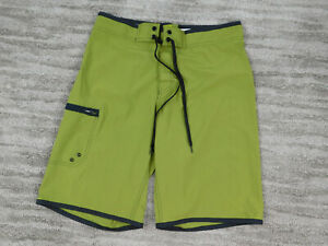 Vast Swim Trunks Board Shorts size 32 Green
