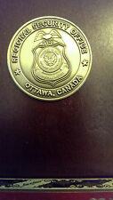 Diplomatic Security Regional Security Office Ottawa Canada Challenge Coin