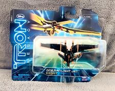 Tron Legacy One Man Light Jet Die Cast New Spin Master