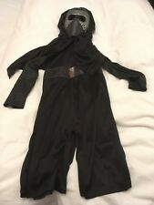Childrens Dressing up outfit Kylo Ren 5-6yrs
