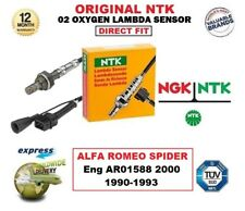 NGK NTK O2 Sauerstoff Lambdasensor für Alfa Romeo Spider Motor AR01588 2000